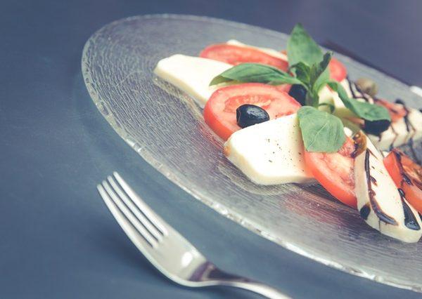 Syrový tanier